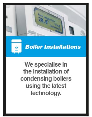 Boiler Install Mansfield
