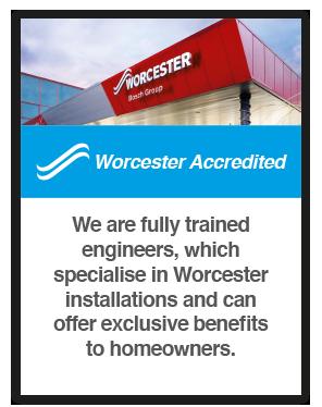 Worcester Boiler Mansfield